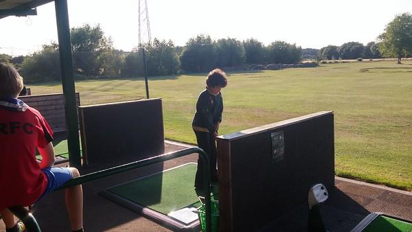 Golf Driving 2015