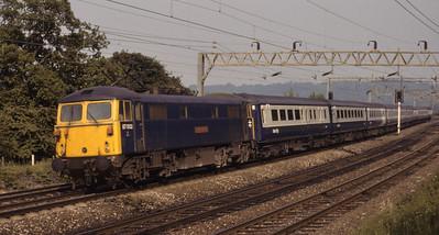 Class 87 electrics: 87002