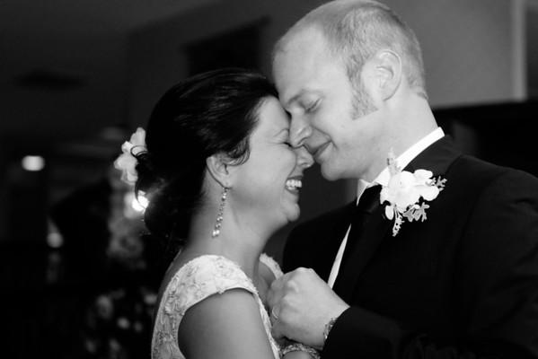 Sarah and Peter Wedding