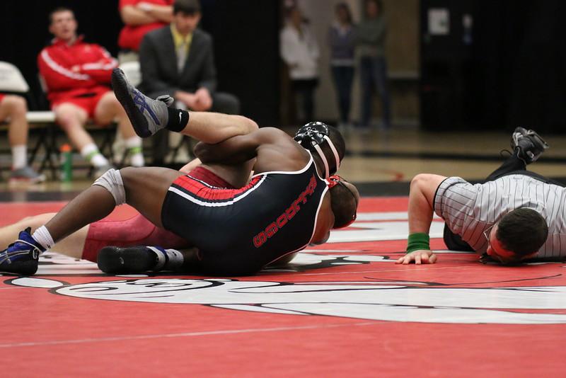 Wrestling defeats VMI 31-9 in season home opener Wednesday night. 149 – Ryan Mosley  tech. fall. Jake Krall (VMI), 22-6 – 11-3