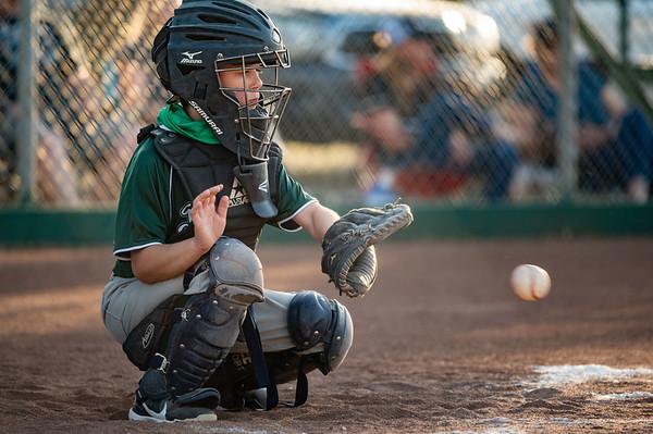 DLL Baseball - As VS Giants 4/1/21