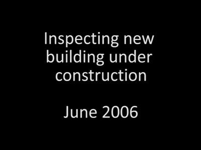 New CommArc Building 2006