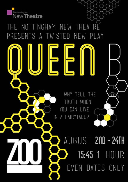 18B & Queen B Previews poster