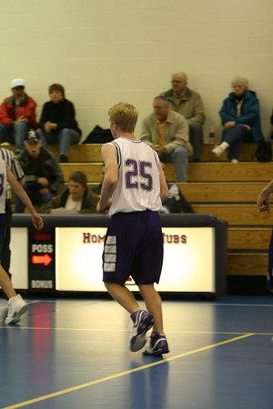 2006-07 HUBS FRESHMAN BASKETBALL vs BELVIDERE