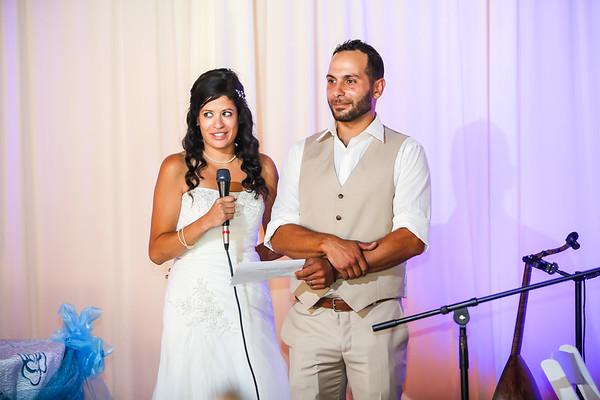 Keli & Andy Wedding Reception