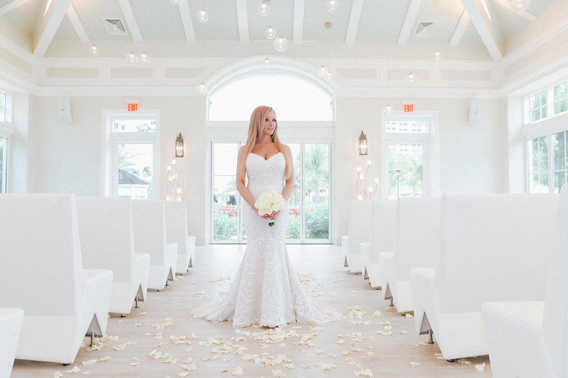 Destination Wedding at Grand Hyatt Baha Mar in Nassau Bahamas photo by Reno Curling #renocurling
