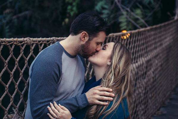 Adam & Holly / Anaheim, CA Engagement