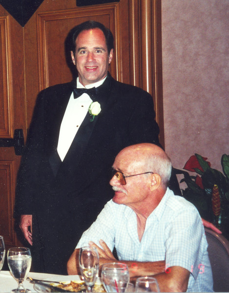 Me with my Uncle Lou (1925-2006)