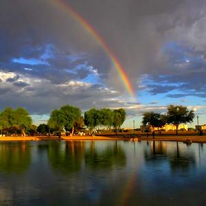 Surprise Rainbows