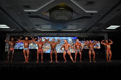 Men's Bodybuilding Masters 35+ MW