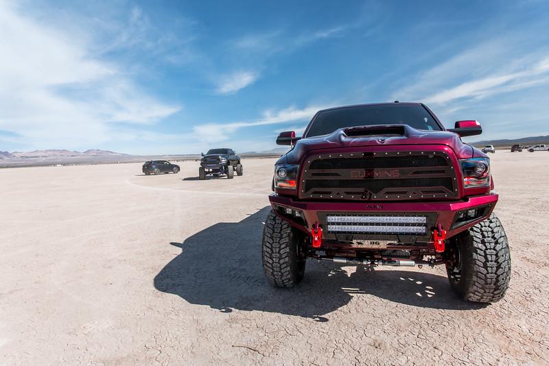 @red_pearl_cummins #ProjectRedPearl 2018 Dodge @RamTrucks 2500 24x14 #SHOCK Face-Plate Series 38x13.5r24 Sniper Tires-33.jpg