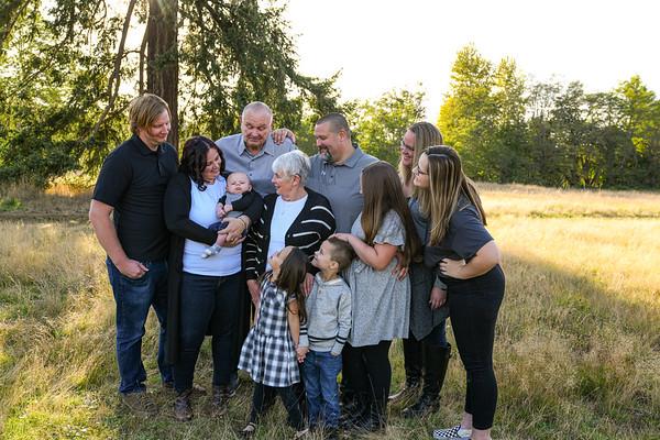 Cordes Family 2019