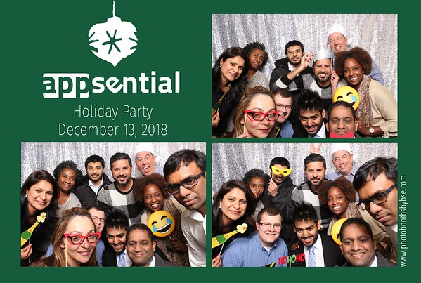 Appsential Holiday Party 2018
