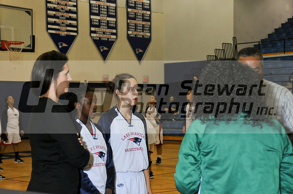 Lake Brantley Girls Basketball 12-15