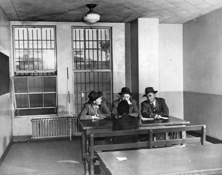 1949, Waiting in the Waiting Room