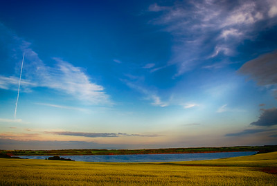 Big Prairie Sky