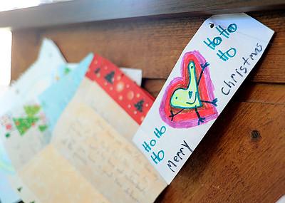 Vermilion kids write letters to Santa