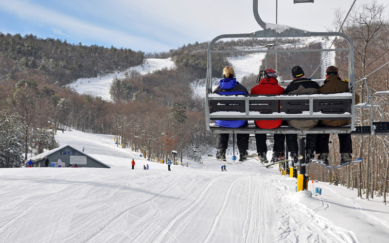Massanutten Resort Ski Area