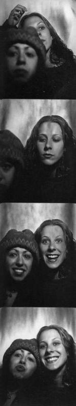 lisa and tara  <br>summer 98