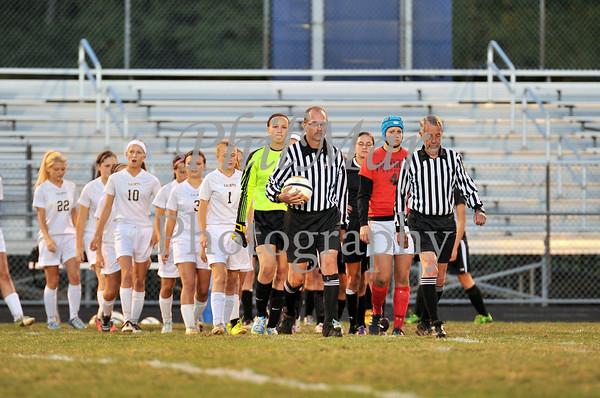 Varsity - Berks Catholic vs Schuylkill Valley Girls Soccer