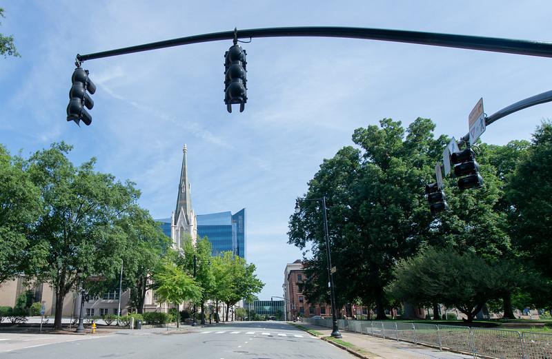 First Baptist Church. Raleigh, NC. August 2, 2020