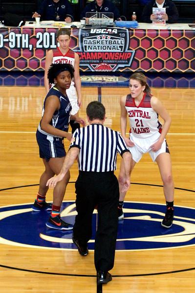 Kristen CMCC VS Penn State Lehigh 03-05-2019