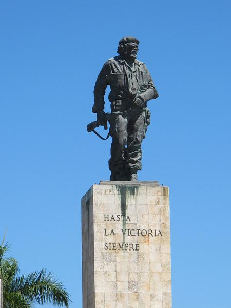 Monument to Che Guevara, Santa Clara