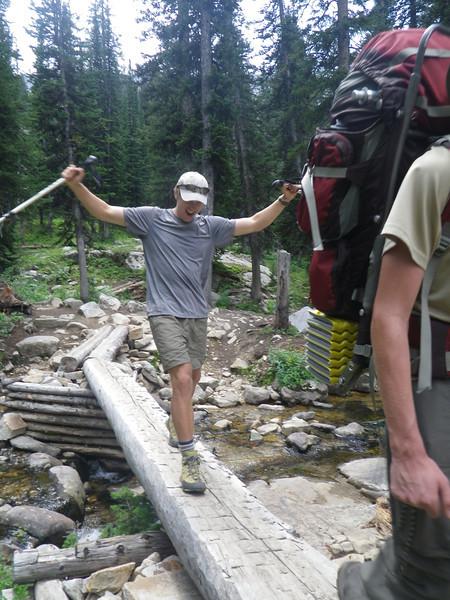 8.18.13 ULTIMATE Grand Teton Adventure