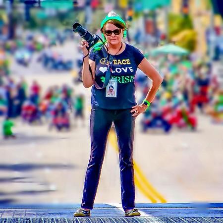2017 • St. Patrick's Day Parade, Delray Beach Florida, Atlantic Avenue, 49th Annual Parade, March 11, 2017, 12pm