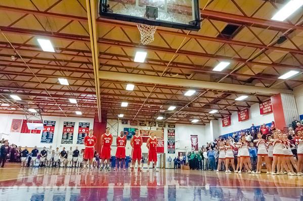 Great Valley vs Wilson Varsity Basketball 2013