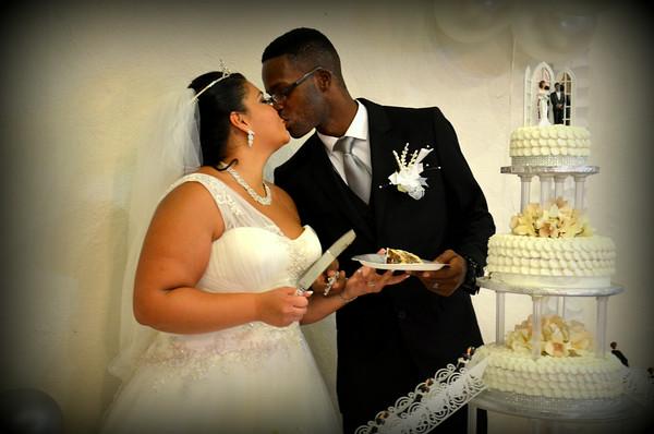 Mr & Mrs Larke
