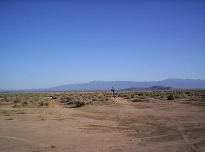 Phillip's desert ride