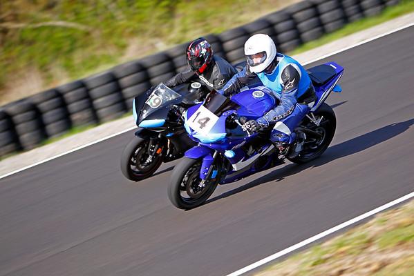 #14 - Blue R6