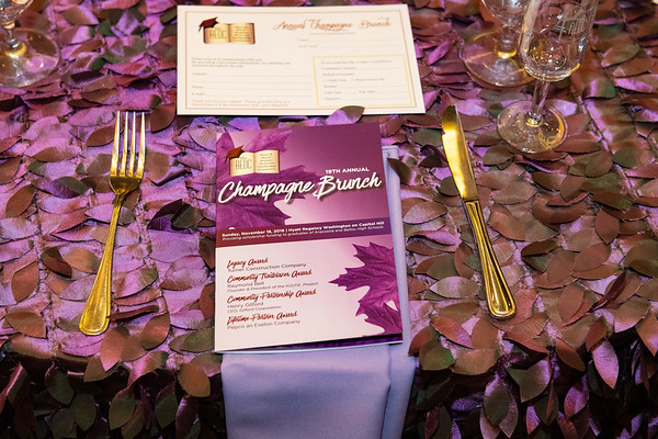 AEDC Annual Champagne Brunch 2018