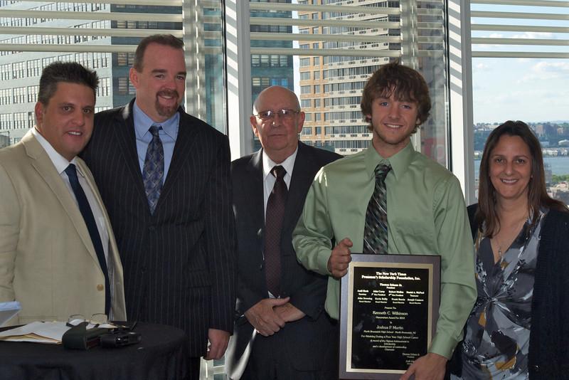 2010 Pressman Publisher Scholarship Awards