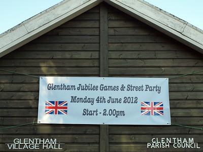 Glentham celebrates Queen's Diamond Jubilee