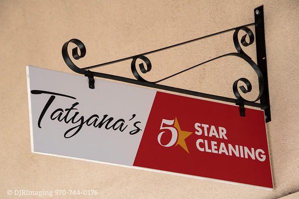 Loveland Chamber - Tatyana's 5 Star Cleaning Ribbon Cutting - 9/03/2019