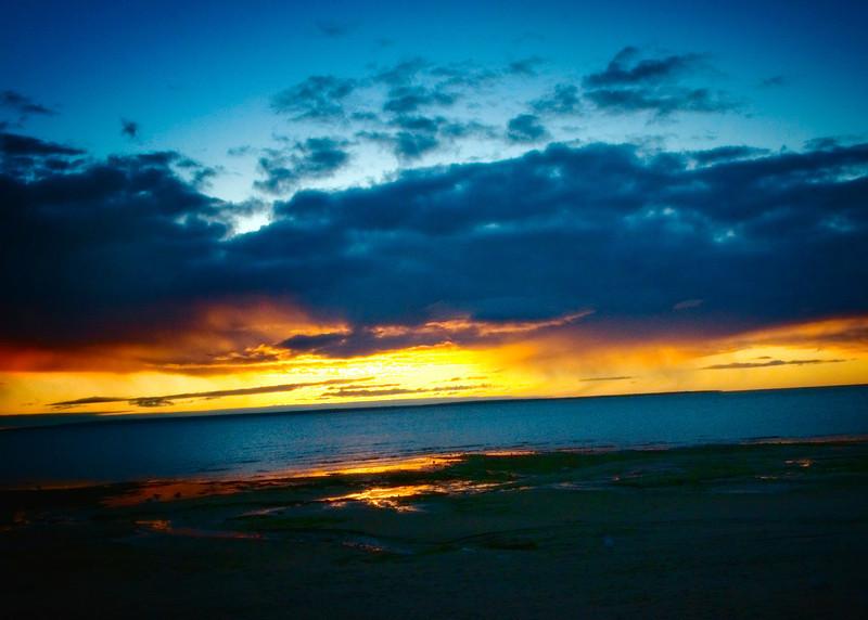 blue and gold sunrise in  michigan .jpg