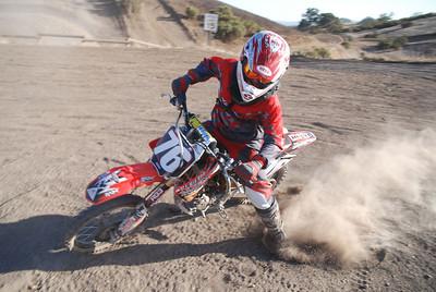 Dirtbiking at Metcalf 9/2/09