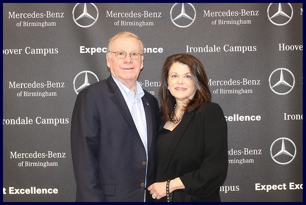 Mercedes Benz Grand Opening