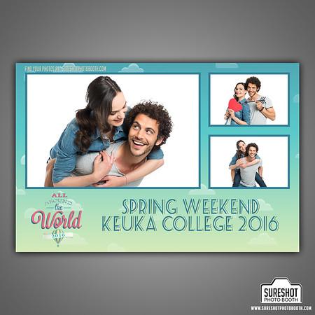 4.23.2016 Keuka College Spring Weekend