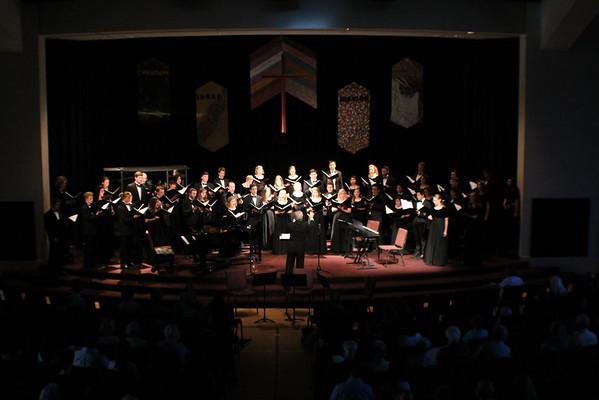 2016.05.09 Westmont College Choir