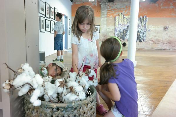 Mill Children Exhibition in Adams 080614