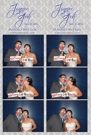 Josh & Jaymie's Wedding (Luxury Photo Pod)