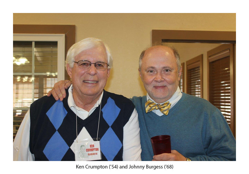 Ken Crumpton '54 and Johnny Burgess '68.jpg