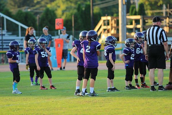 LF Mighty Mites Vs. Sauquoit