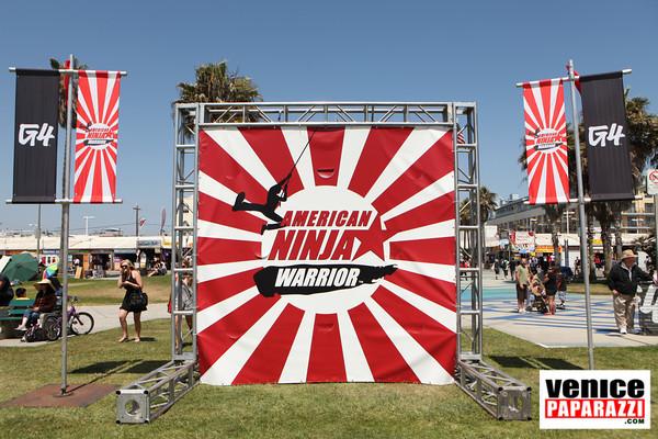 08.09.10  American Ninja at Venice Beach