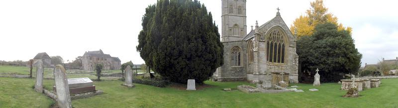 Muchenley Church