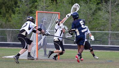 Sandalwood Lacrosse Game Apr 17, 2013