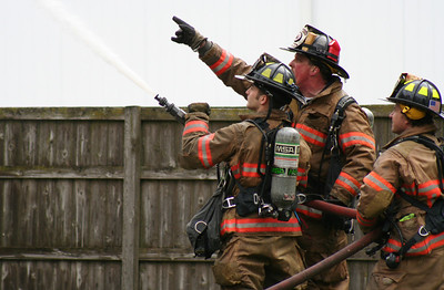 Plainfield Farm House Fire 5-3-08
